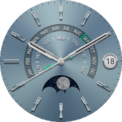 (Circle) Special edition Watch