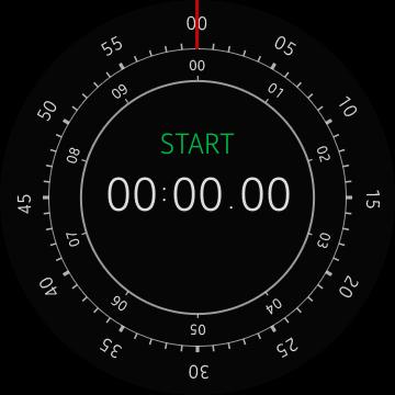 (Circle) Stopwatch