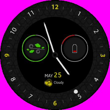 (Circle) Weather Watch