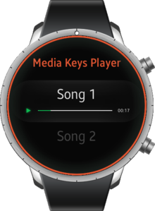 Media Keys Player