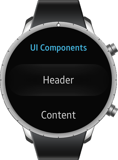 TAU UI Components